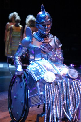 Tinwoman