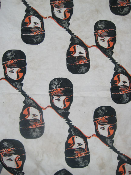 Two Piece Stencil